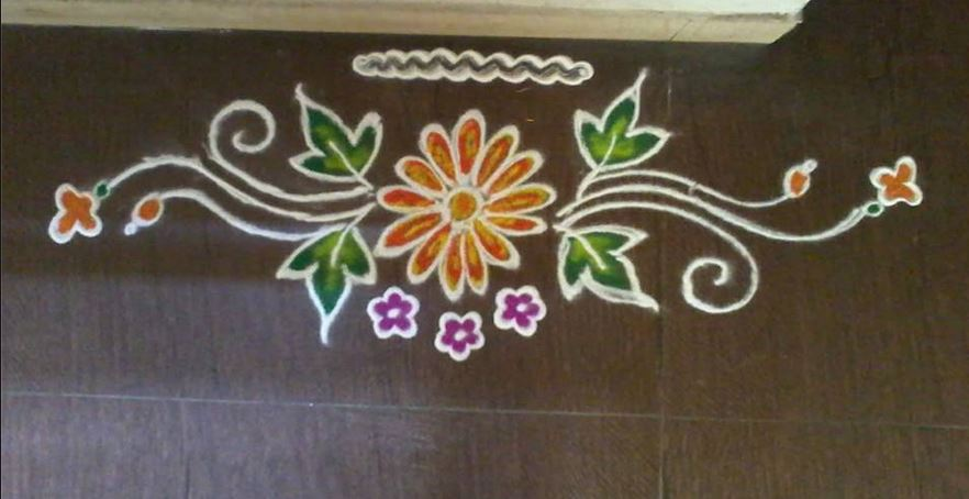 Rangoli Designs Simple And Small Rangoli Rangoli Designs And Pattern