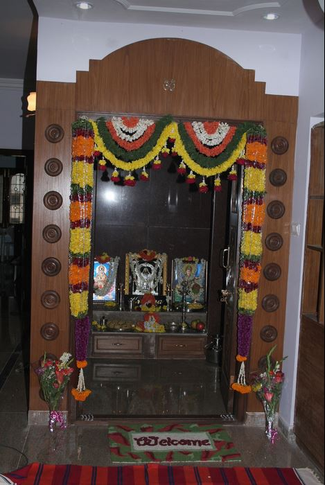 Pooja Room Designs Kerala