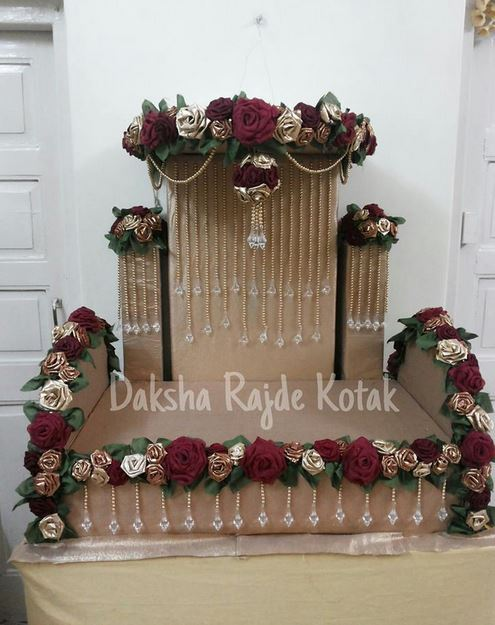 Use Of Waste Material In Home Decoration