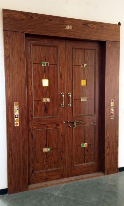 Pooja Room Door Designs - Pooja Room