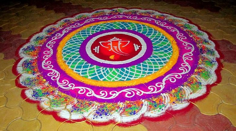Best Rangoli Designs and Patterns for Diwali