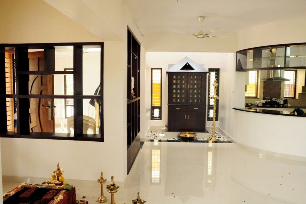 Pooja Room Designs In Hall Home Temple