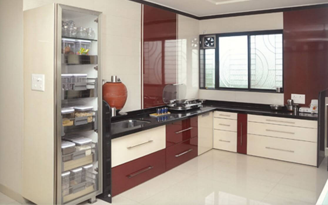 Indian style kitchen design kitchen modular kitchen for Small kitchen design indian style