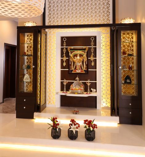Pooja Room Door Designs Images Decorating Interior Of Your House