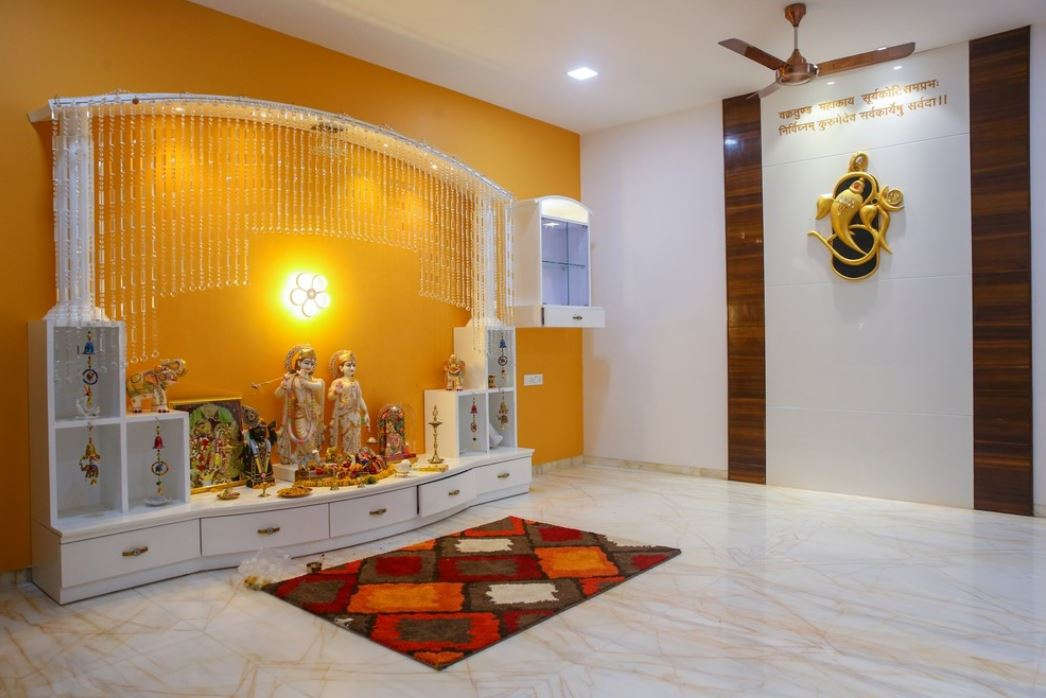 Interior Design Room: Interior Design For Pooja Room Wall Units